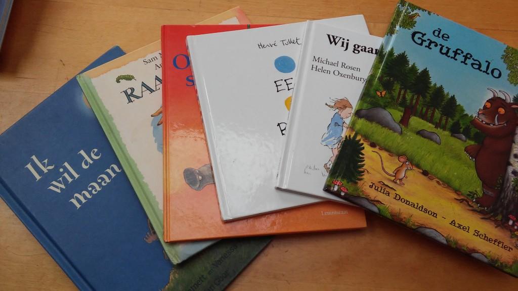 Kinderboeken-leeftijden