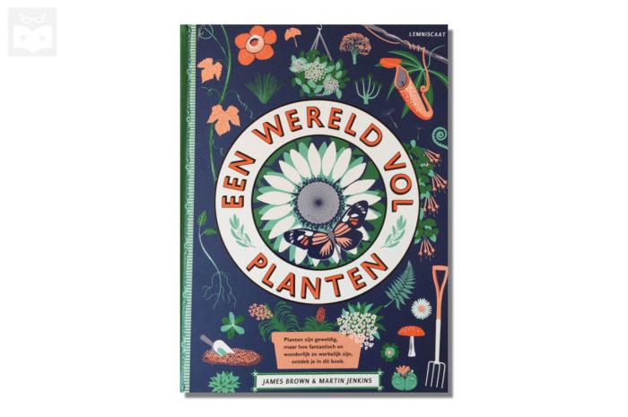 kinderboek over planten
