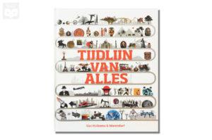 kinderboek over geschiedenis