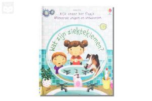 flapjesboek voor kleuters over ziektekiemen